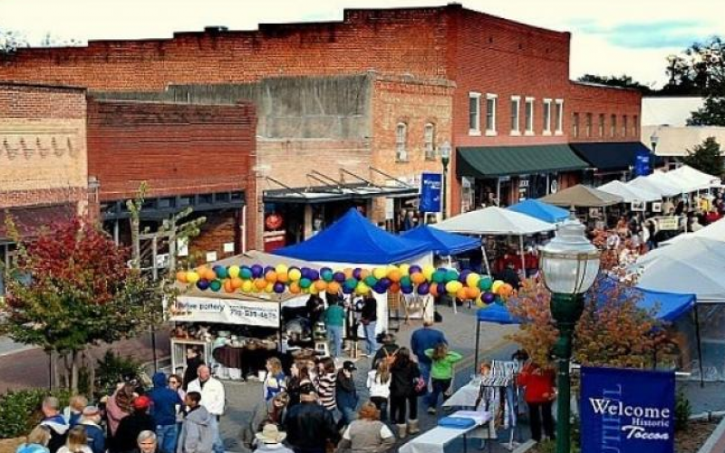 Harvest Festival will be held on Saturday and Sunday, Oct. 26-27 in downtown Toccoa.