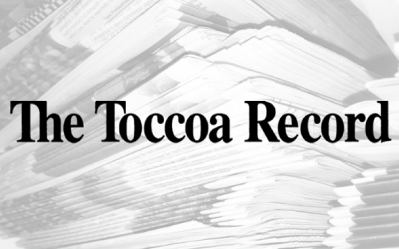 The Toccoa Record