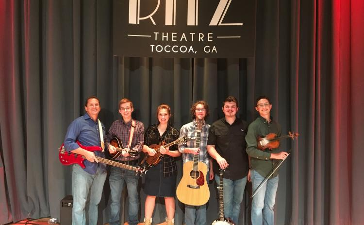 The Farm Jam Youth Band, winners of the bluegrass challenge, will be one of the acts in competition Monday at the Ritz Theatre.