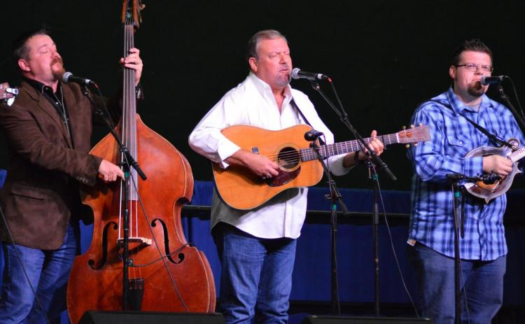 Loudermilk's concert will follow the inaugural Downtown Sip-N-Stroll on Friday, Oct. 9.