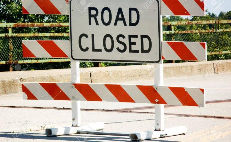 The closures will begin at 7 p.m. Oct. 2Friday night for the Highway 17/365 ramps.